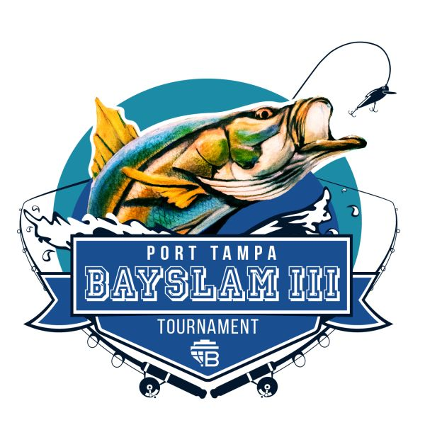 Bass clipart fishing competition. Ptb bayslam tournament port