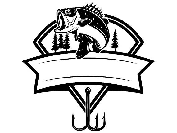 Bass clipart fishing competition. Pin on products