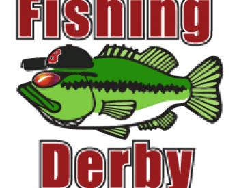 nd annual buckboard. Bass clipart fishing derby