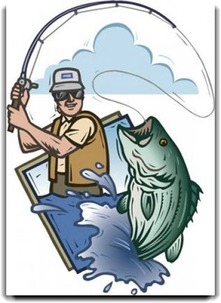 Sullivan county division aoh. Bass clipart fishing tournament