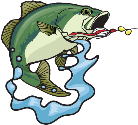 Bass clipart fishing tournament. For the fisher house