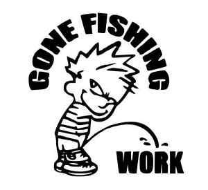 Sticker crankbait baitcaster salmon. Bass clipart gone fishing