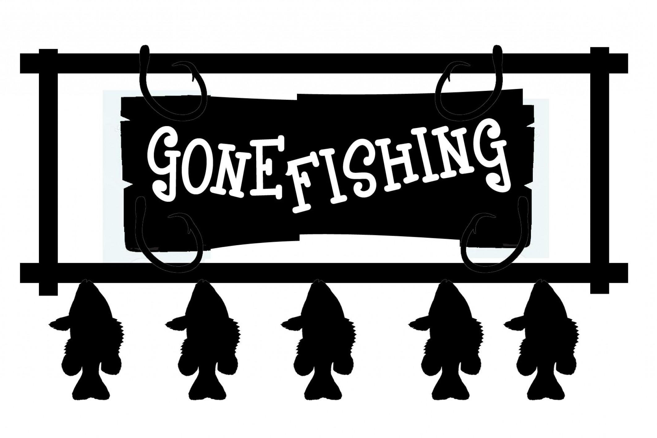 Clip art vector geekchicpro. Bass clipart gone fishing