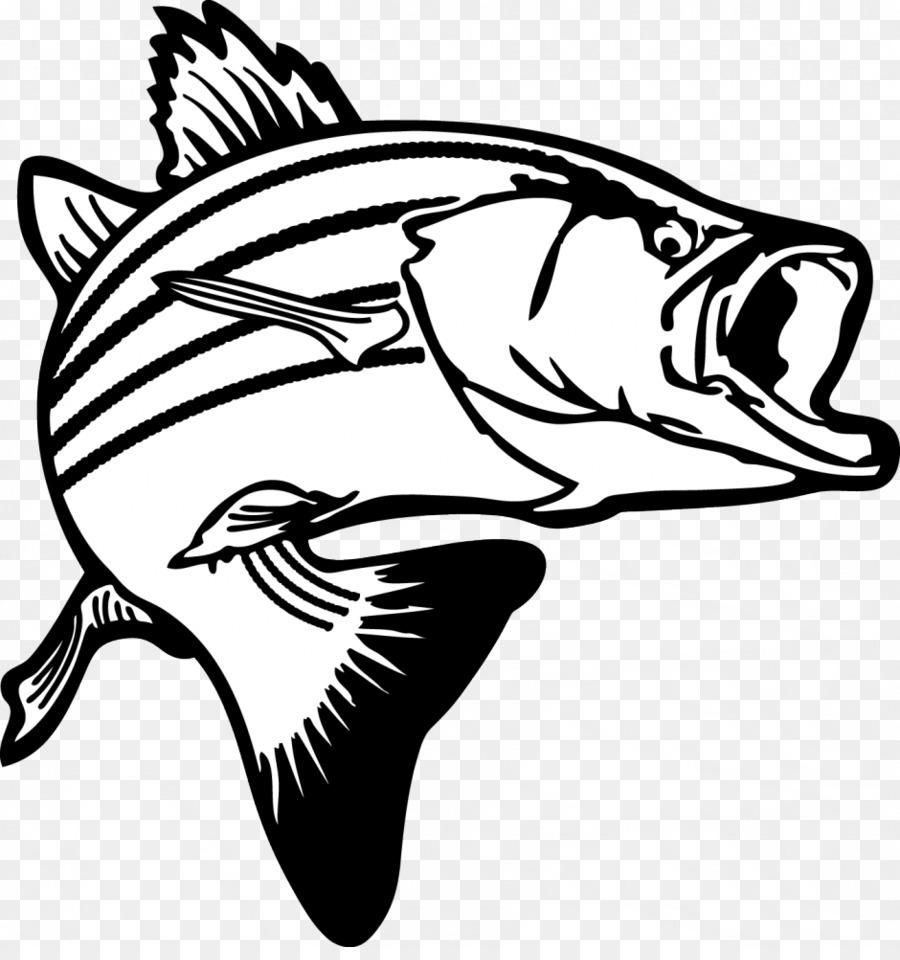Largemouth fishing clip art. Bass clipart milkfish