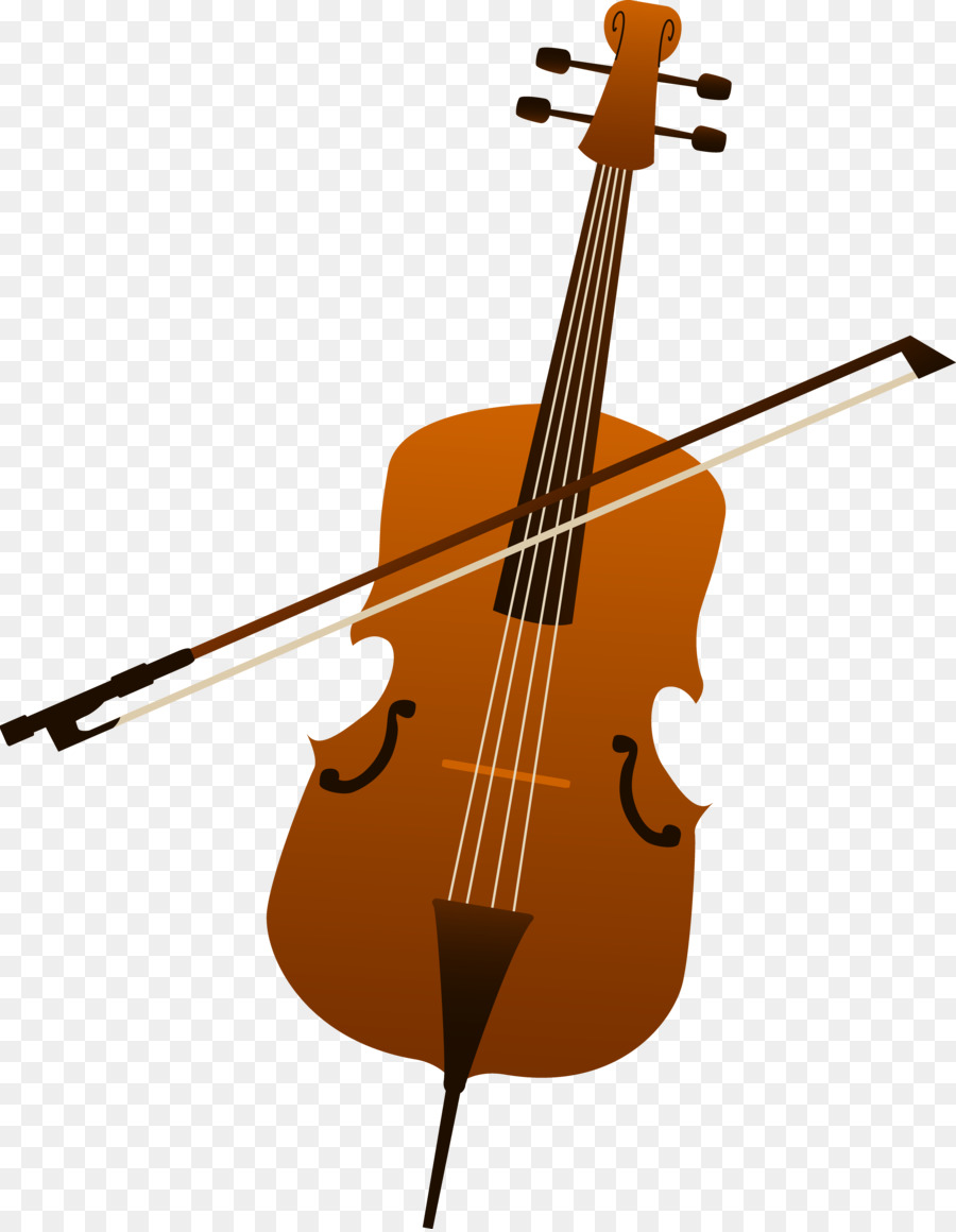 Cello clipart double bass. Violin clip art string