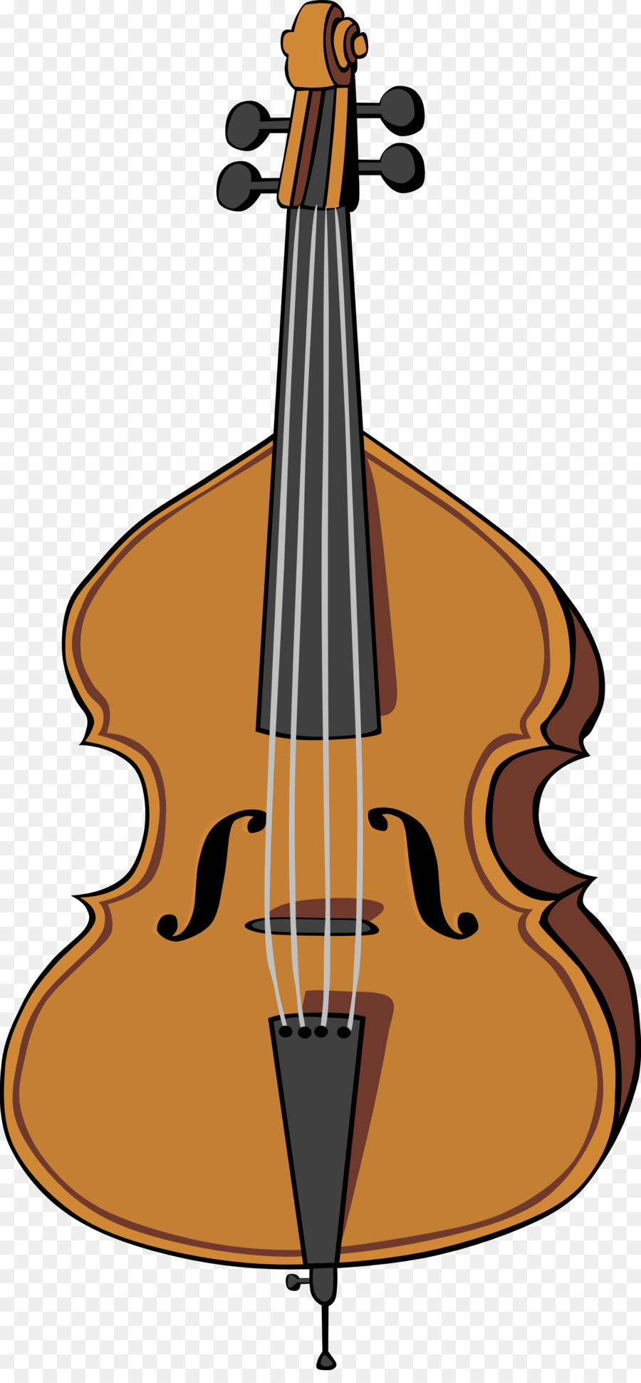 Cello clipart string bass. Violin cellist clip art