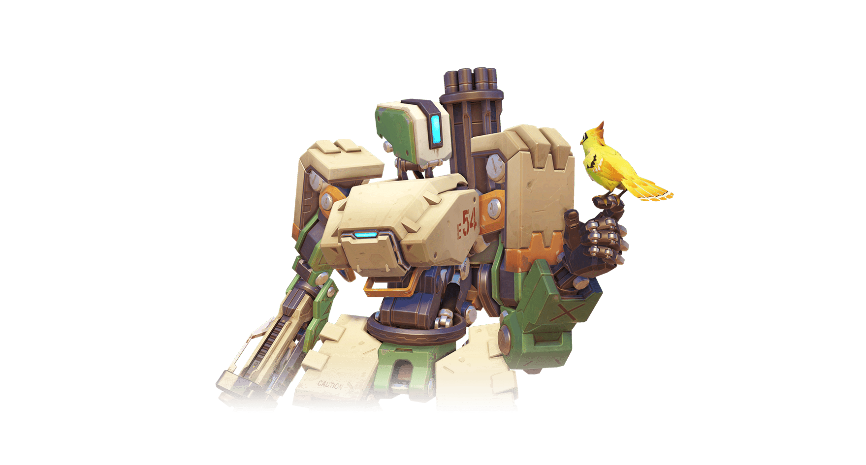 Bastion overwatch png. Transparent stickpng