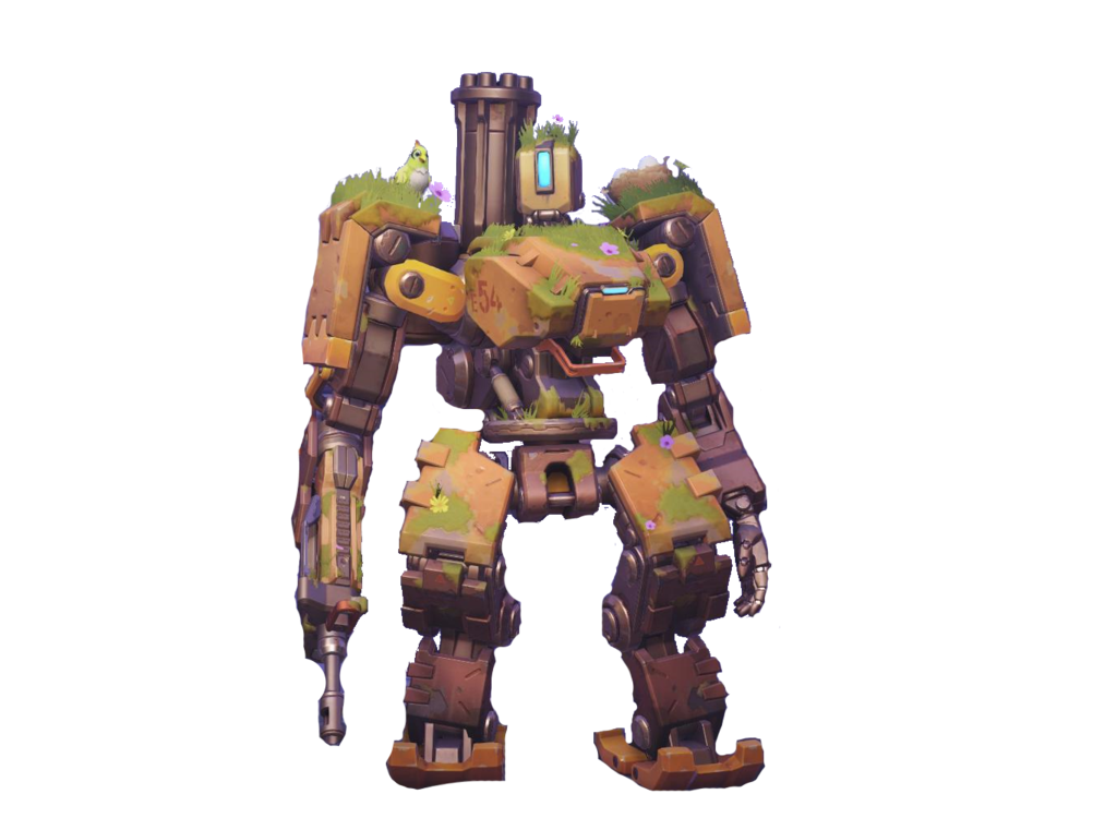Bastion overwatch png. Fictional chaos wiki fandom