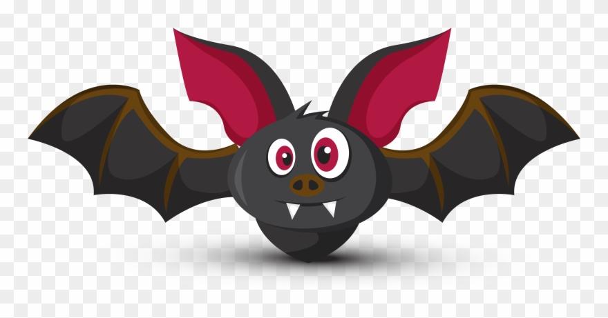 Adopt now cartoon bats. Bat clipart