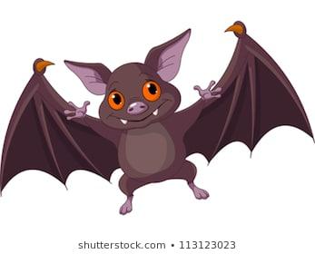 Portal . Bat clipart bird