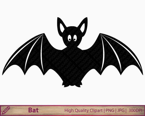 collection of a. Bat clipart bird