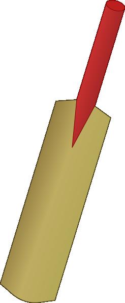 Cricket clip art at. Bat clipart boll