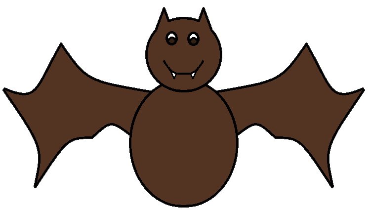 Ruth group brown clipartxtras. Clipart birds bat
