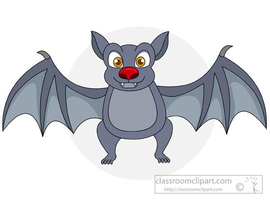 Clipart bat. Free clip art pictures