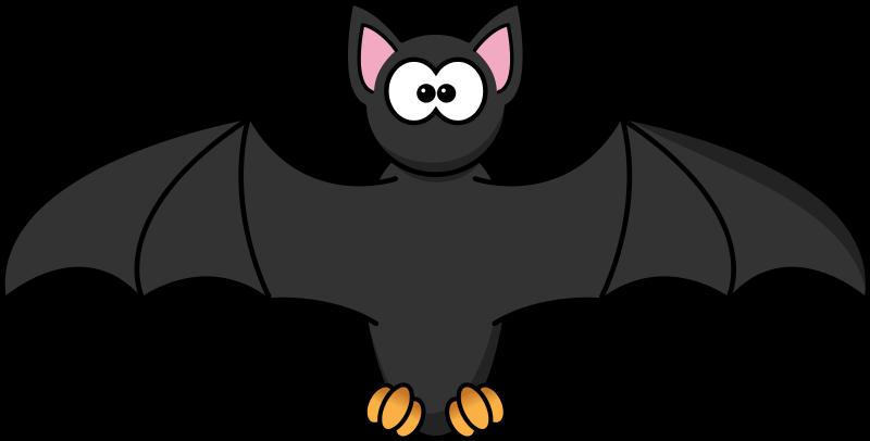 clipart bat fruit bat