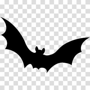 Bat clipart clear background. Halloween black flying transparent