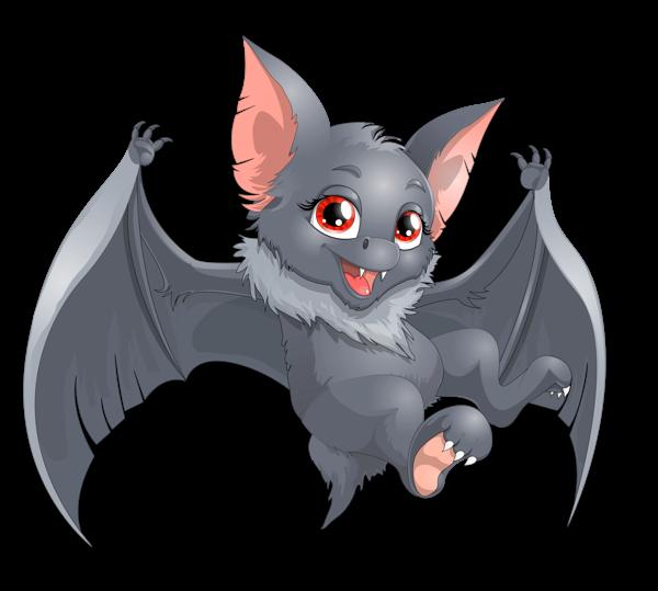 Dust clipart animated. Transparent halloween bat cartoon