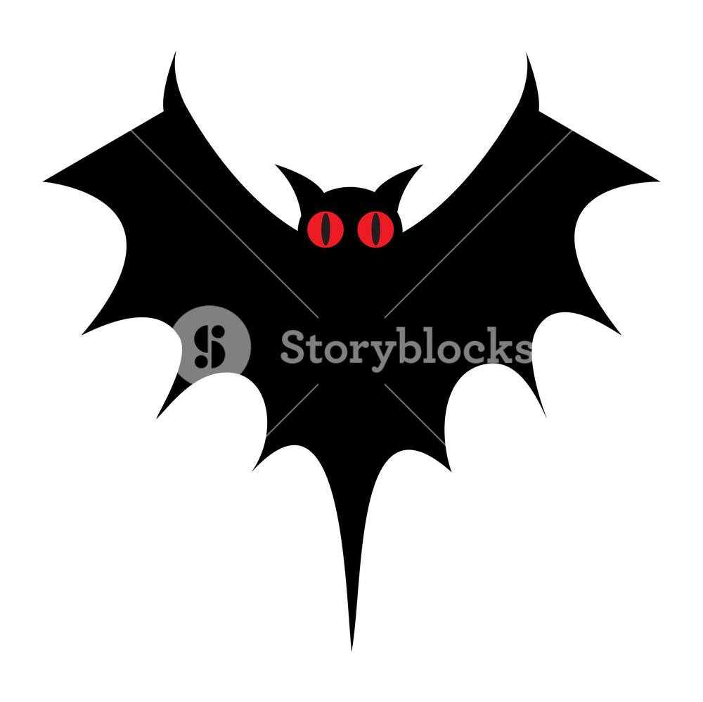 Bats royalty free photos. Bat clipart creepy