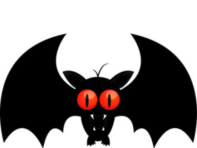 Bat clipart creepy. Popular cliparts dumielauxepices net