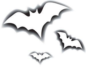 Vampire bats image scary. Bat clipart creepy
