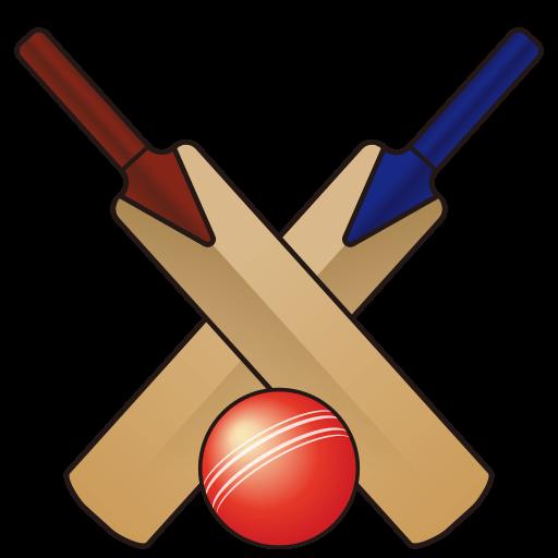 Cricket clipart cricket gear. Bat and ball emoji