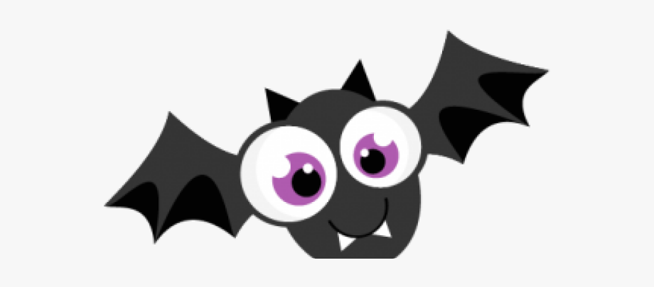 File halloween png free. Bat clipart cute