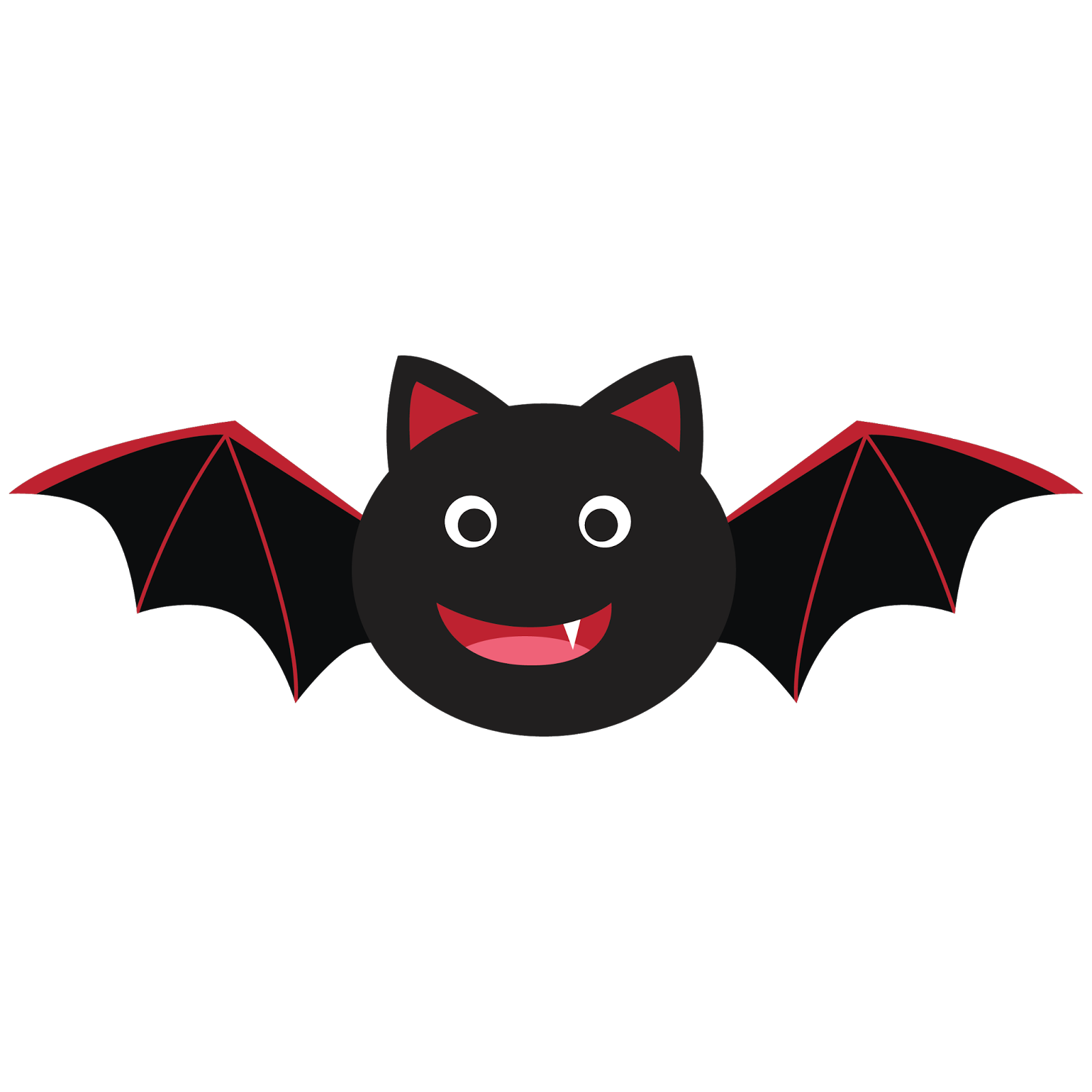 For my month old. Eyes clipart bat