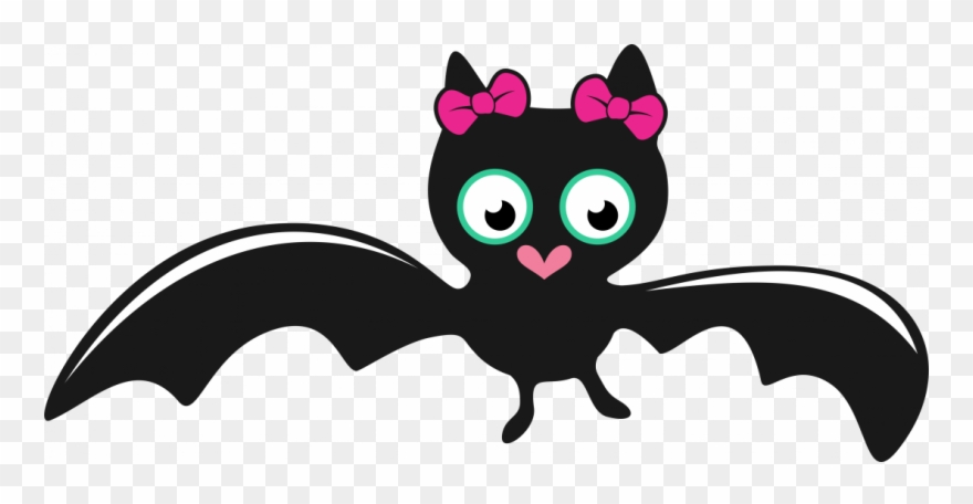 Large size of drawing. Bats clipart cute