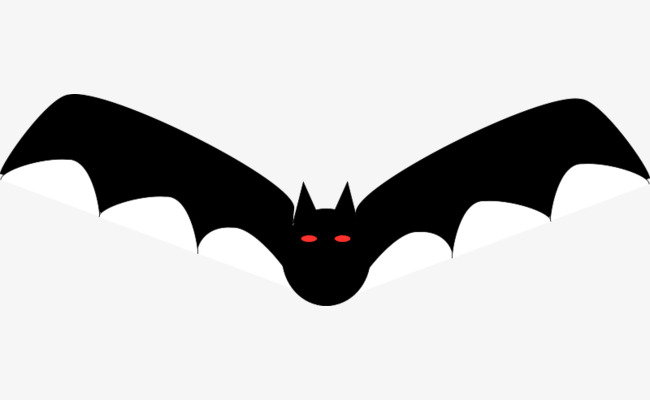 Bat clipart eye. Black cartoon red eyed