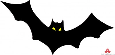 Animals of sign with. Bat clipart eye
