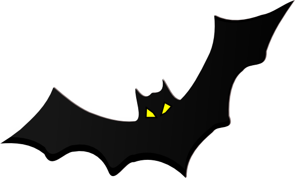 Eyes clipart bat. W clip art at