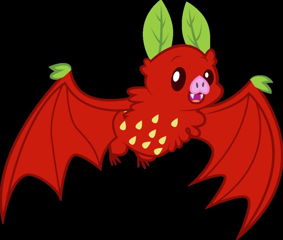 Bat clipart fruit bat. By silentmatten on deviantart