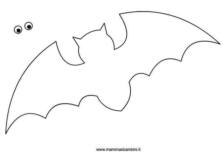 Free stencil download clip. Bat clipart printable