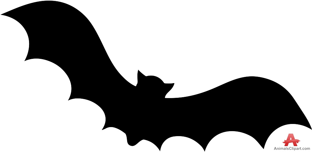 Halloween at getdrawings com. Bats clipart silhouette