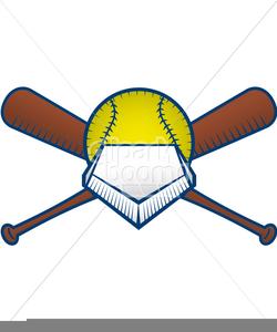 Bat clipart softball. Bats free images at