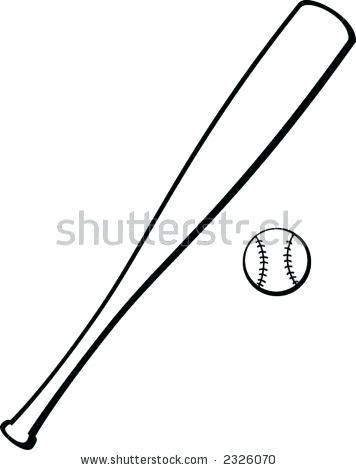 Drawing at getdrawings com. Bat clipart softball
