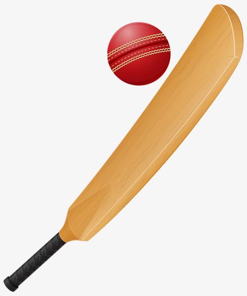 Bat clipart sport. Cricket and ball png