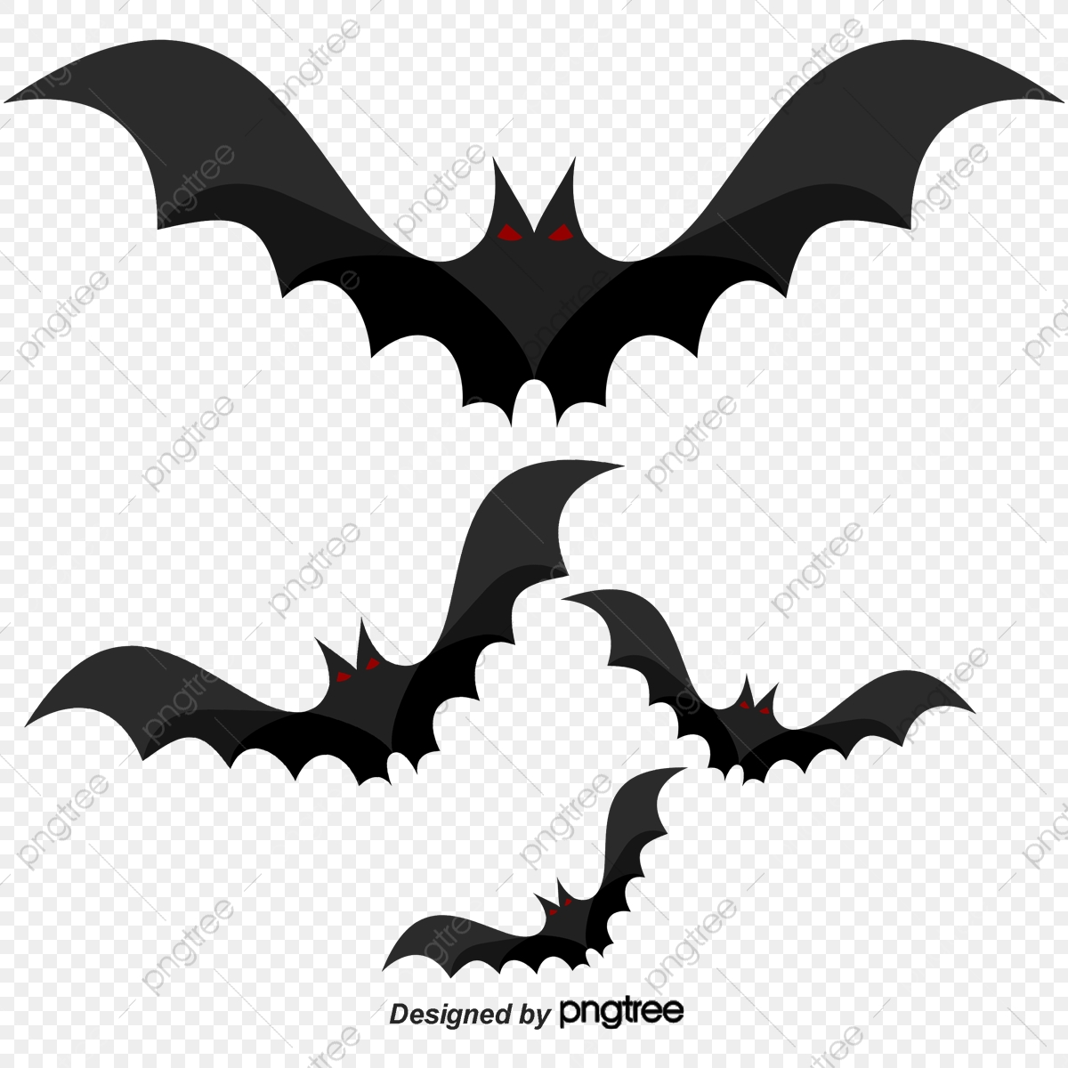 Bats clipart vector. Bat halloween png and