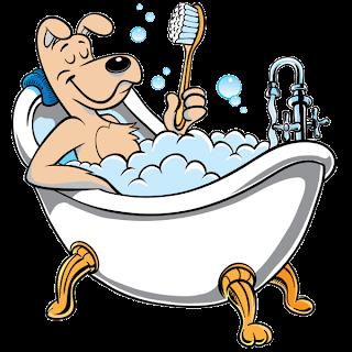 Animal cartoon s homepage. Bath clipart animated