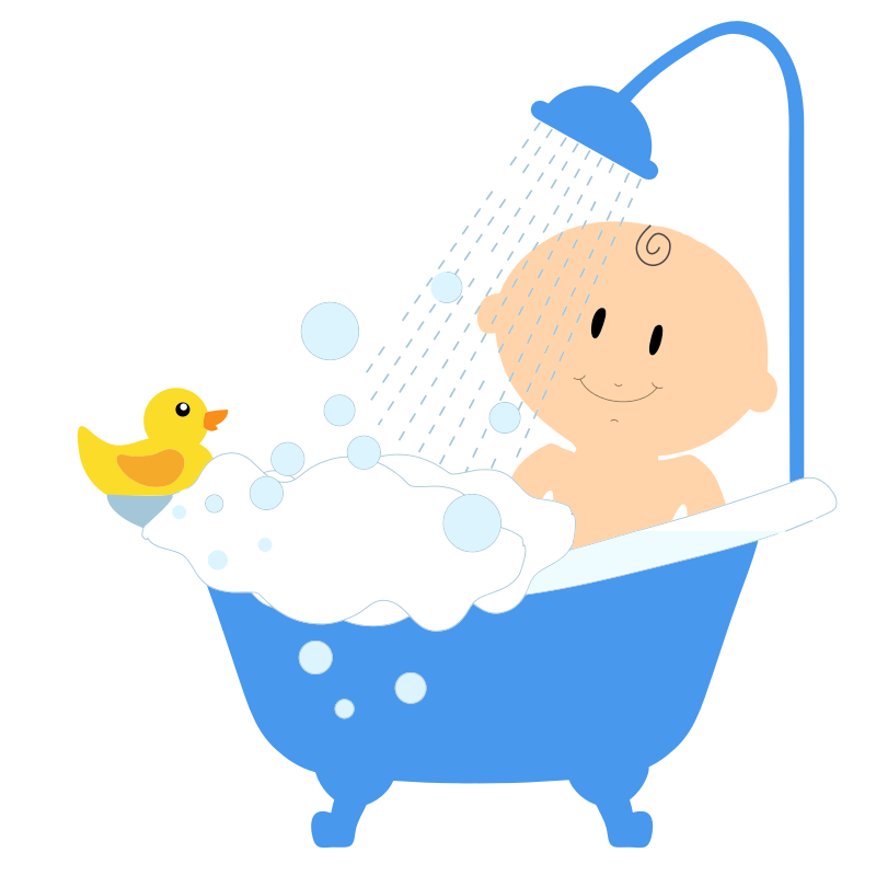 Bath clipart animated. Bubble free download best