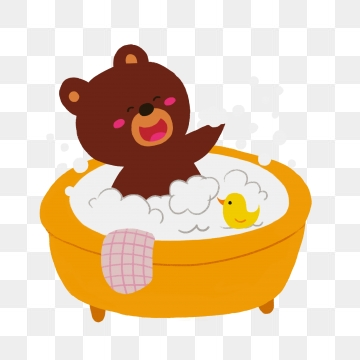 Bath clipart animated. Bubble png vector psd