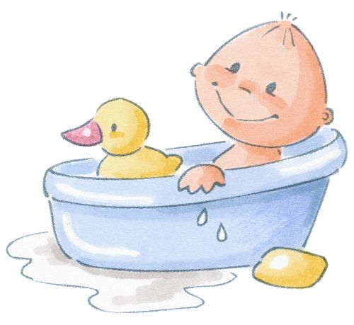 best images on. Bath clipart baby girl