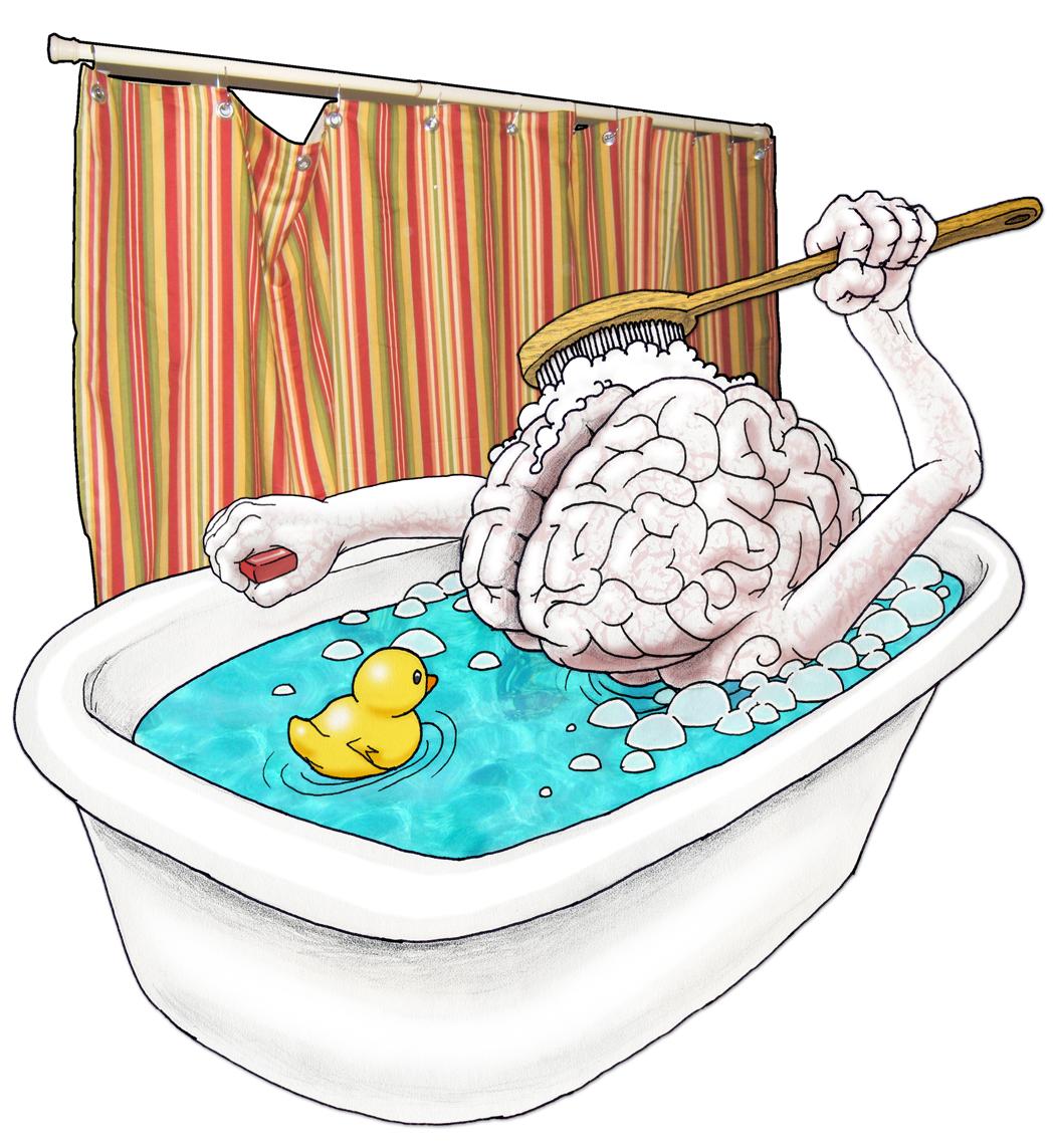 Bath clipart bath daily. Ain t a nerd