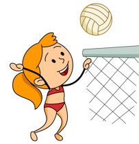 Volleyball clipart sport. Search results for bath