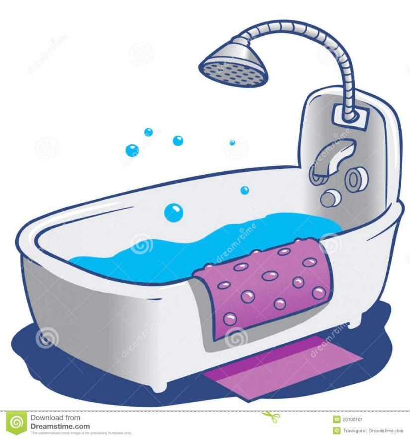 bath clipart bathing