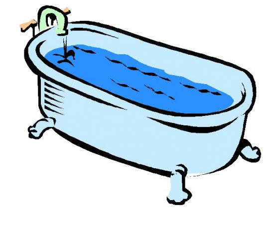 Tub kiddys shop com. Bath clipart bathtub