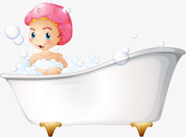 Cap clipart baby girl. Princess bubble bath little