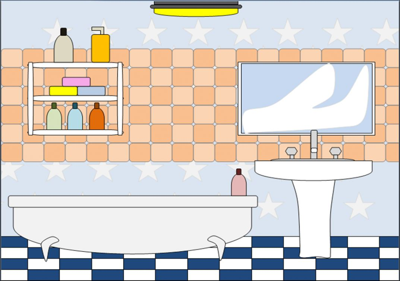 Bath clipart cartoon. Bathroom agrimarques com amazing