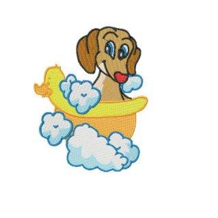 Bath clipart chihuahua. Tub dogs responsive sheffield