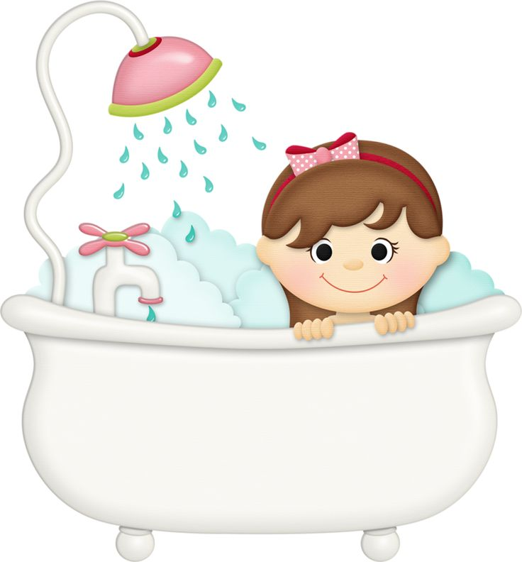 Bath clipart cute.  best images on